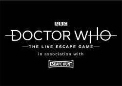 Doctor Who Escape Rooms (Credit: Escape Hunt)