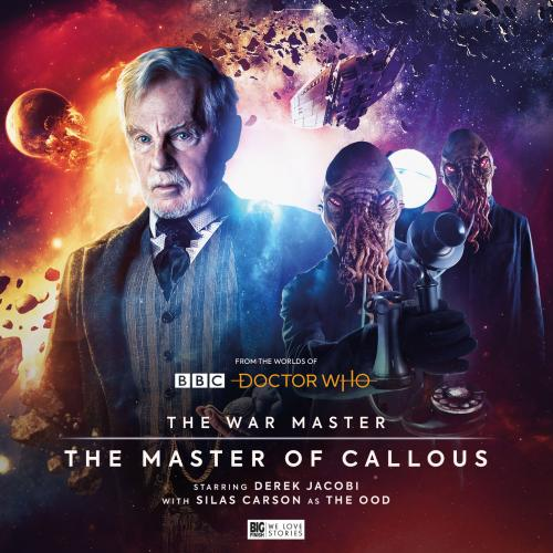 The War Master: The Master of Callous (Credit: Big Finish)