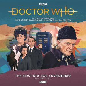Doctor Who: The First Doctor Adventures Volume 02