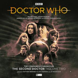 The Second Doctor Volume 02 (Credit: Big Finish)