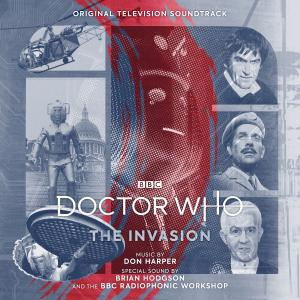 The Invasion - Original Television Soundtrack (Credit: Silva Screen )