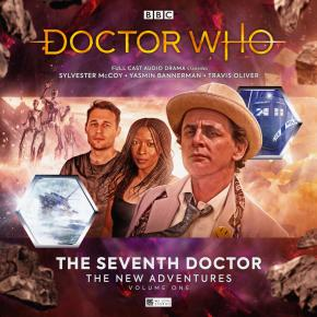 The Seventh Doctor - The New Adventures (Credit: Big Finish)
