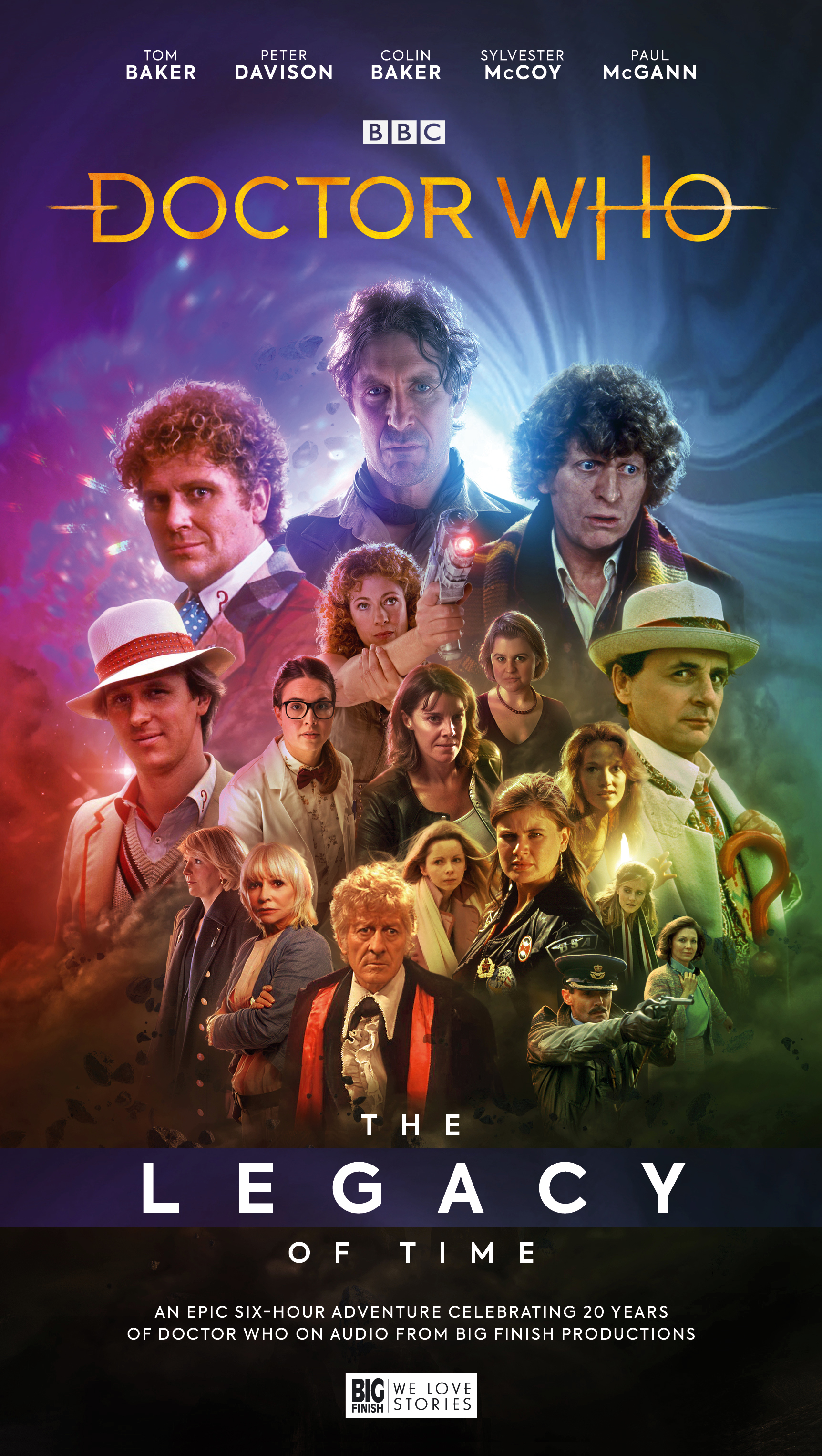 The Legacy of Time (Credit: Big Finish)