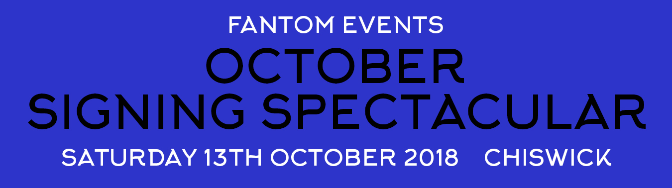 October Signing Spectacular