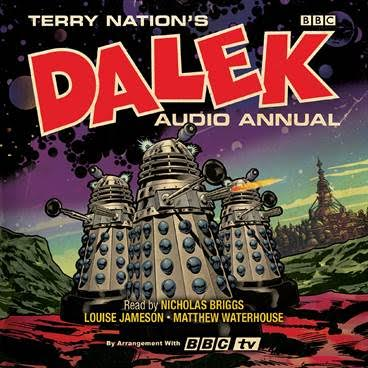 Dalek Audio Annual (Credit: Penguin - Random House)