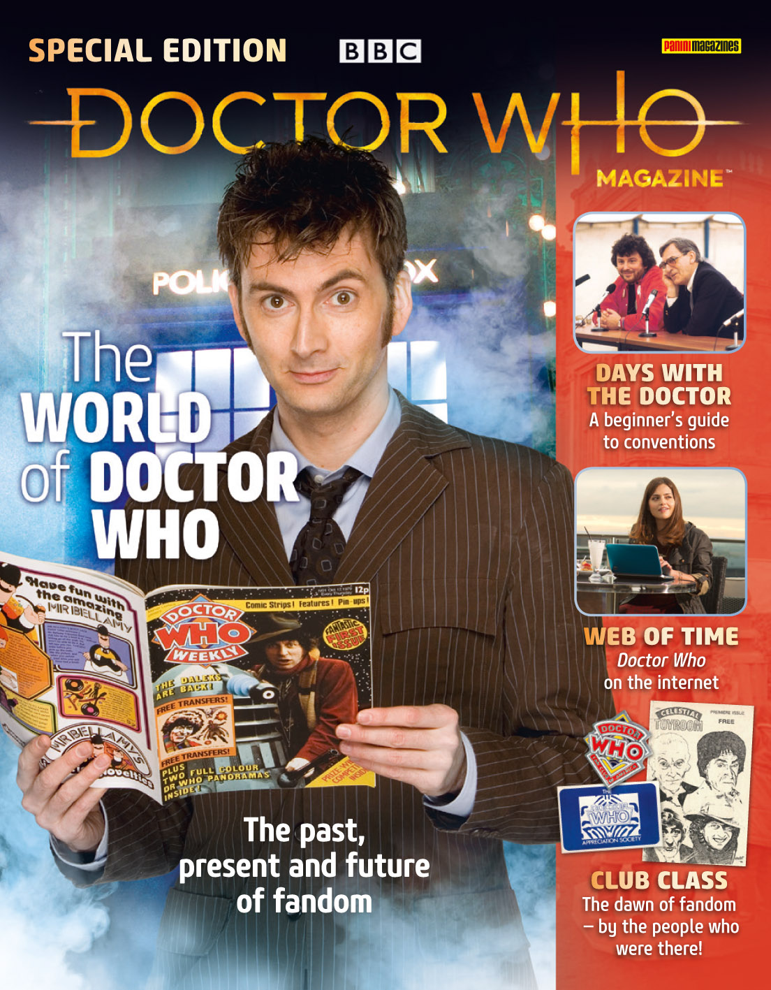 Doctor Who Magazine: Special Edition 50 (Credit: Panini)