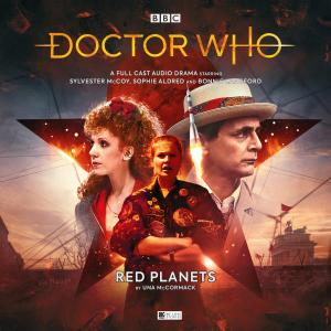 Red Planets (Credit: Big Finish)