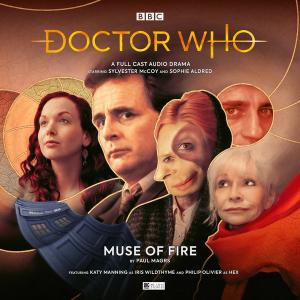 Muse Of Fire (Credit: Big Finish)