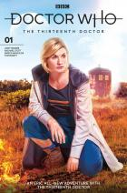 Thirteenth Doctor #1 - Cover B (Credit: Titan )