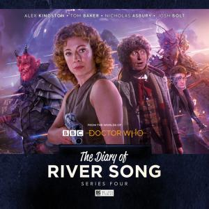Doctor Who: Diary of River Song: Series 4