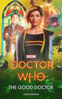 The Good Doctor by Juno Dawson  (Credit: BBC Books)