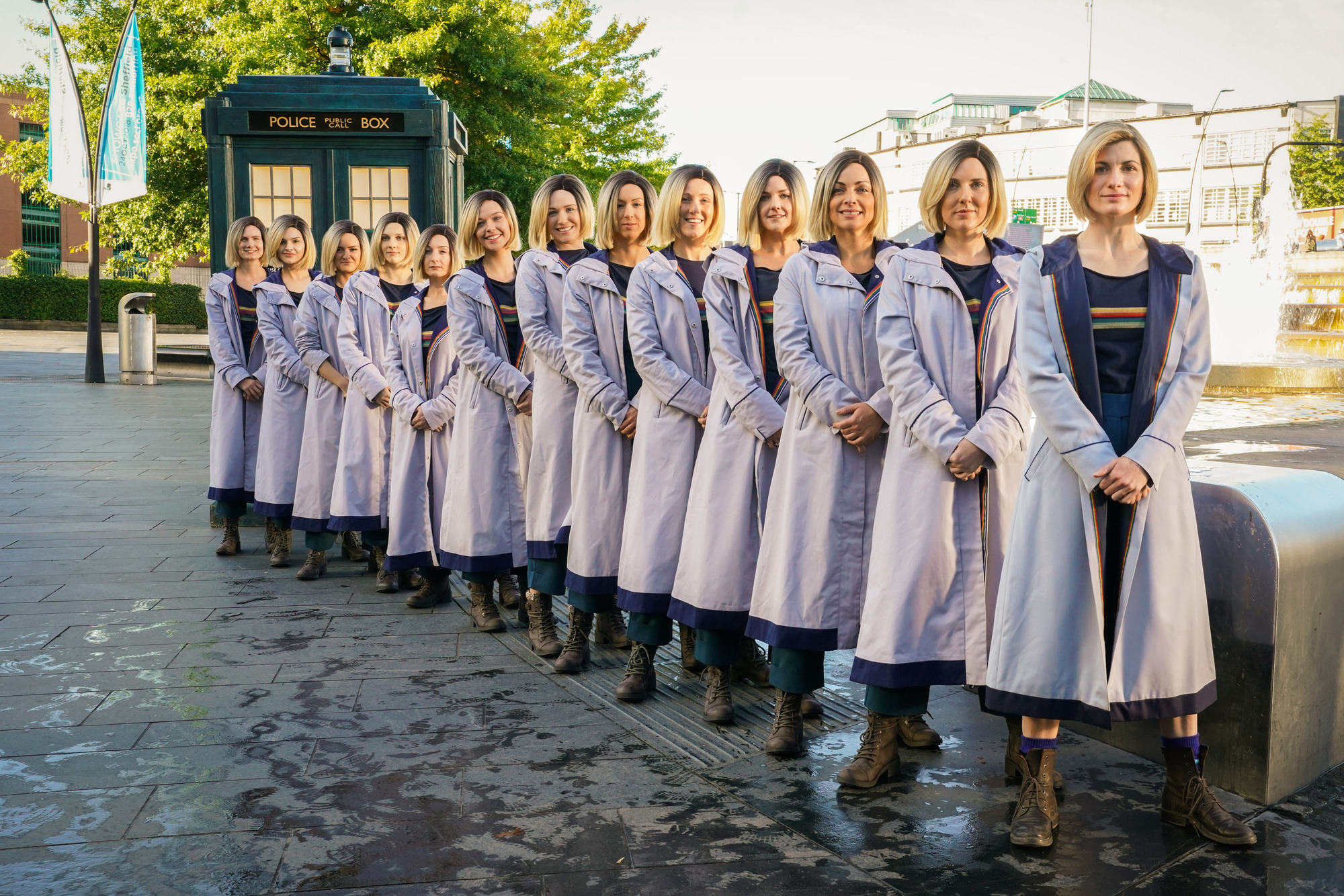 Doctor Who series 11 Premiere  Image