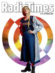 Radio Times (6-12 Oct 2018) (Credit: Immediate)