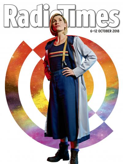 Radio Times (Credit: Immediate)