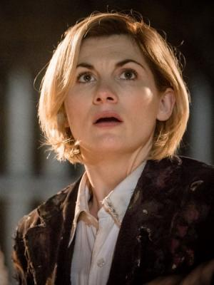 The Woman Who Fell to Earth - The Doctor	- Jodie Whittaker (Credit: BBC Studios)