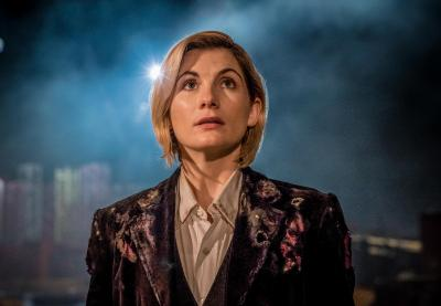 The Woman Who Fell to Earth: The Doctor (Jodie Whittaker) (Credit: BBC Studios (Ben Blackall))