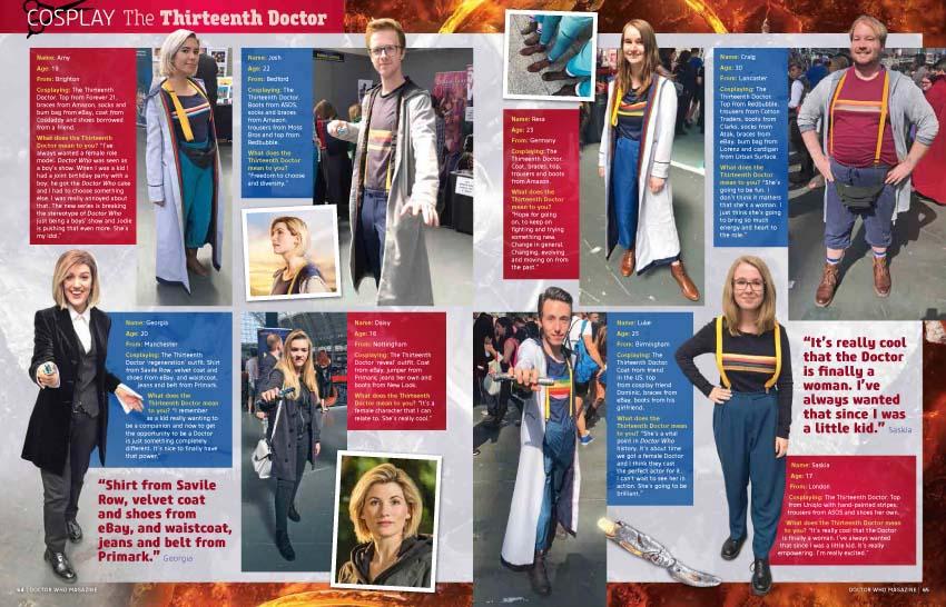 Doctor Who Magazine - 531 (Credit: Panini)