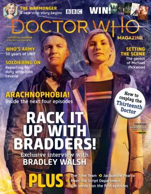 Doctor Who Magazine - 531 (Credit: Panini)