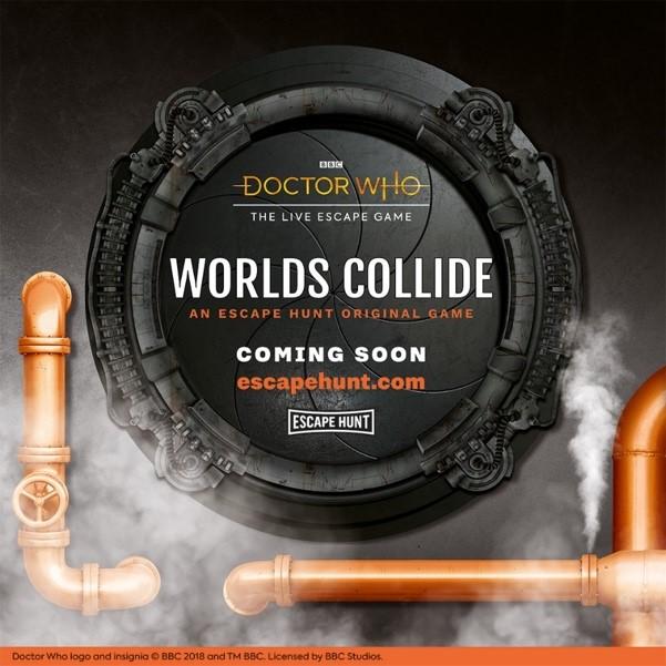 Worlds Collide (Credit: Escape Hunt / BBC Studios)