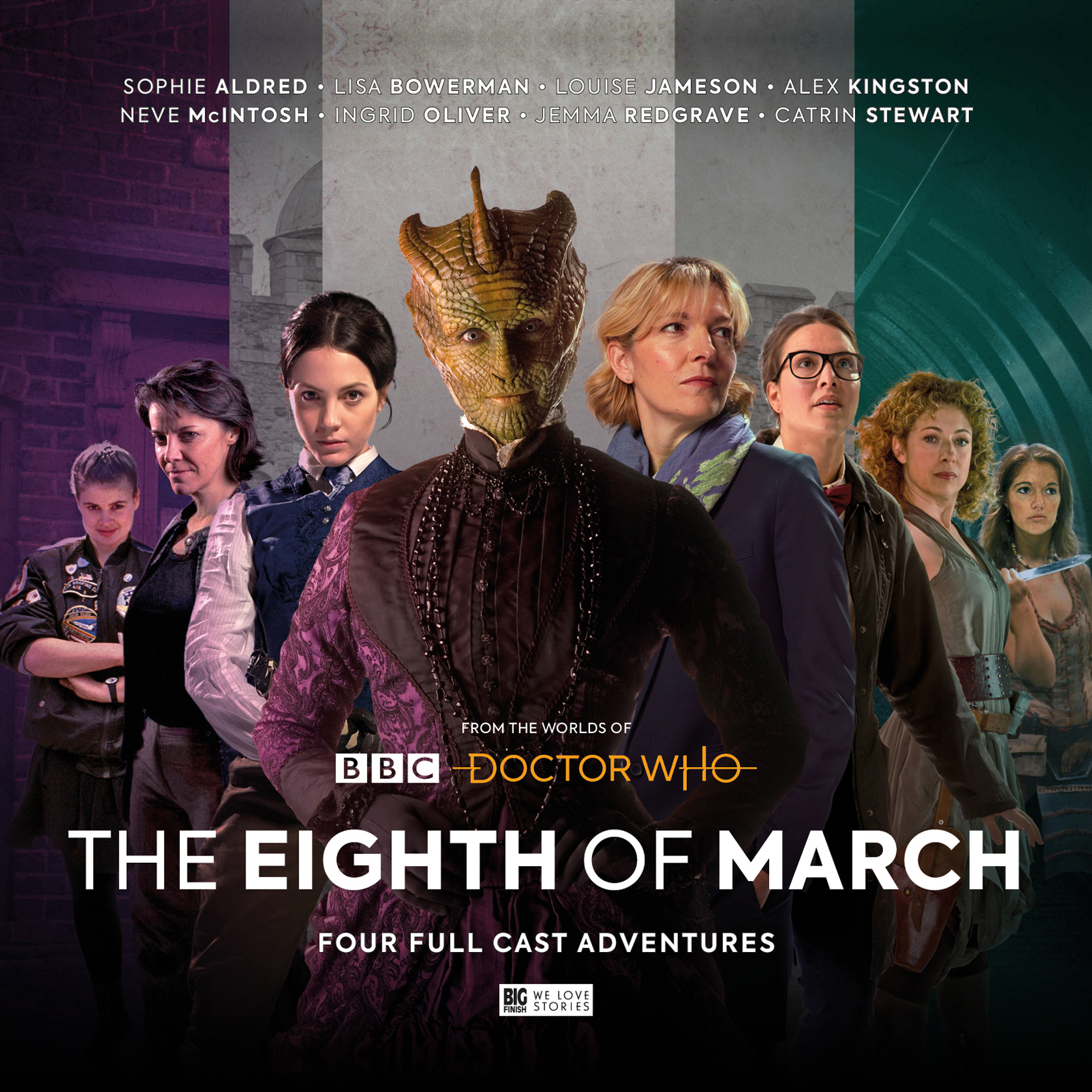 The 8th of March (Credit: Big Finish)