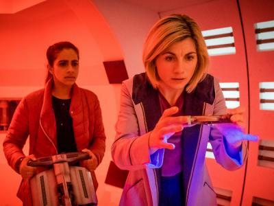 Doctor Who: The Tsuranga Conundrum