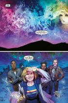 Doctor Who: Thirteenth Doctor #1 - Preview 1 (Credit: Titan )
