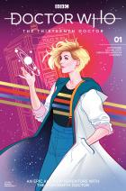 Doctor Who: Thirteenth Doctor #1 - Paulina Ganucheau (Credit: Titan )