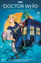 Doctor Who: Thirteenth Doctor #1 - Ariela Kristantina, Jessica Kholinne (Credit: Titan )