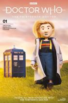 Doctor Who: Thirteenth Doctor #1 - Doctor Puppet (Credit: Titan )