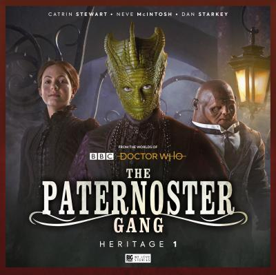 The Paternoster Gang  (Credit: Big Finish)