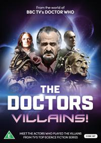 The Doctors: Villains! (Credit: Koch Media UK)