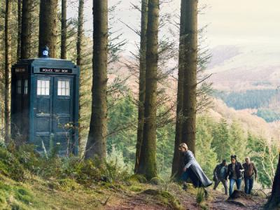Doctor Who: It Takes You Away