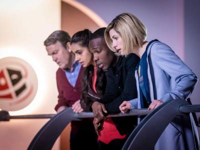 Doctor Who: Kerblam!
