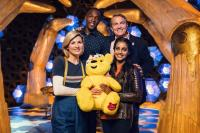 Children in Need 2018: Team TARDIS (Credit: BBC/Sophie Mutevelian)