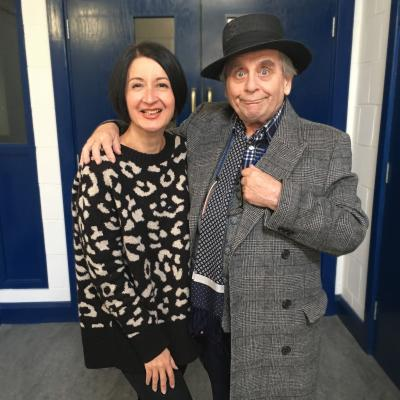 Jessica Martin / Sylvester McCoy (Credit: Big Finish)