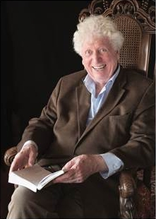 Tom Baker (BBC Books) (Credit: BBC Books)