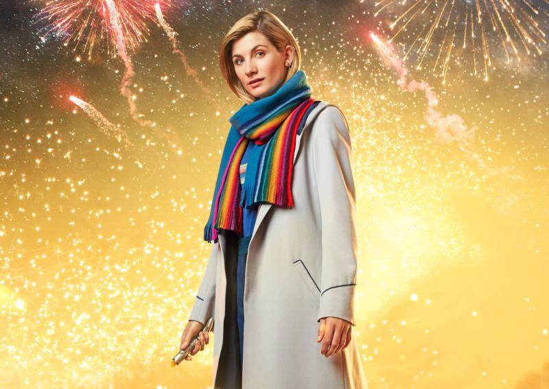 Doctor Who - New Year's Day 2019 promo (Credit: BBC/Chris Hill)