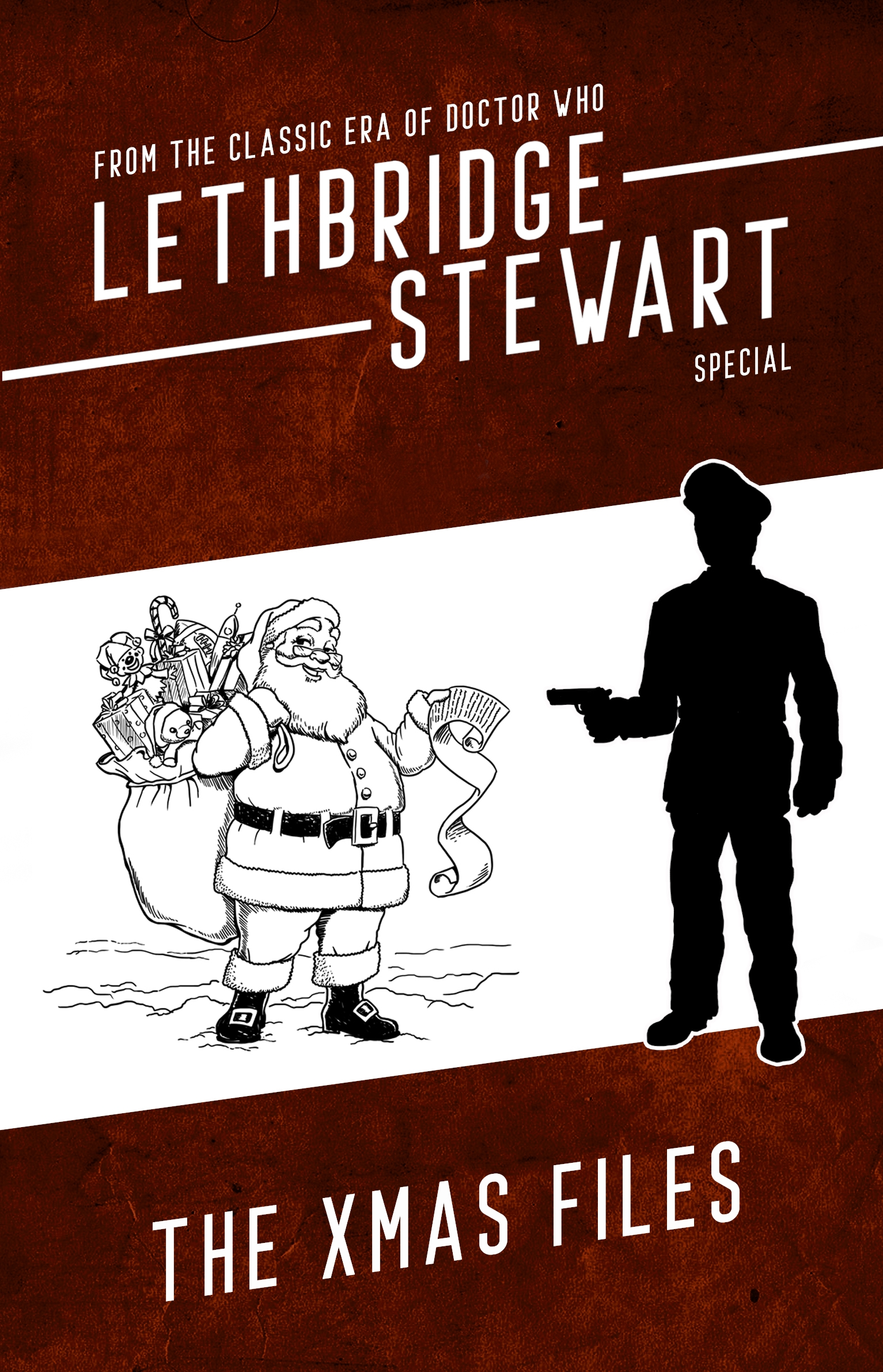 Lethbridge-Stewart: The XMas Files (Credit: Candy Har)