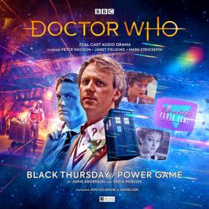 Doctor Who: Black Thursday / Power Game