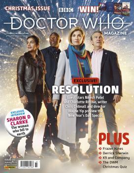 Doctor Who Magazine: 533 (Credit: Panini)