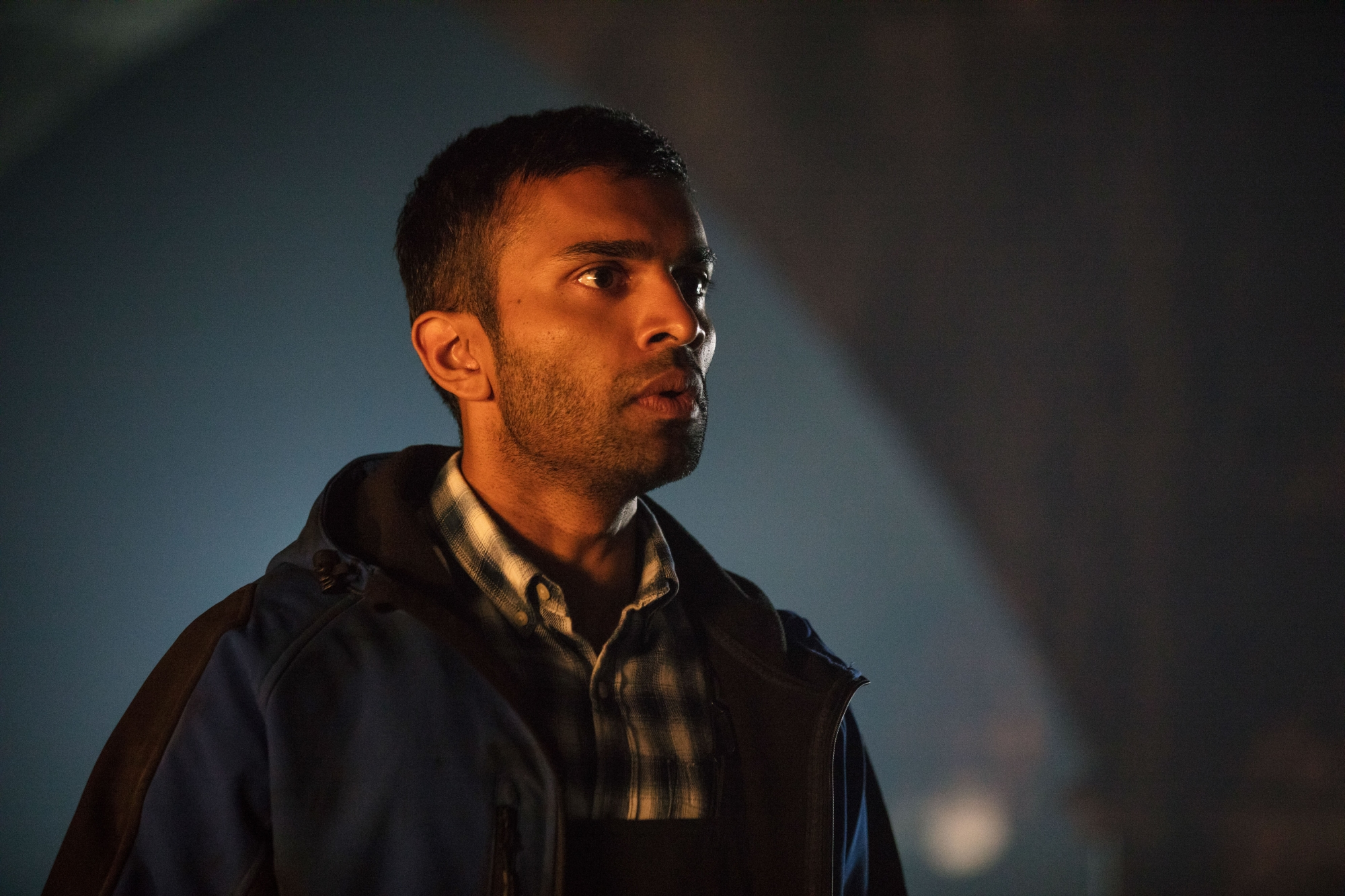 Resolution: Mitch (NIKESH PATEL) (Credit: BBC/Sophie Mutevelian)