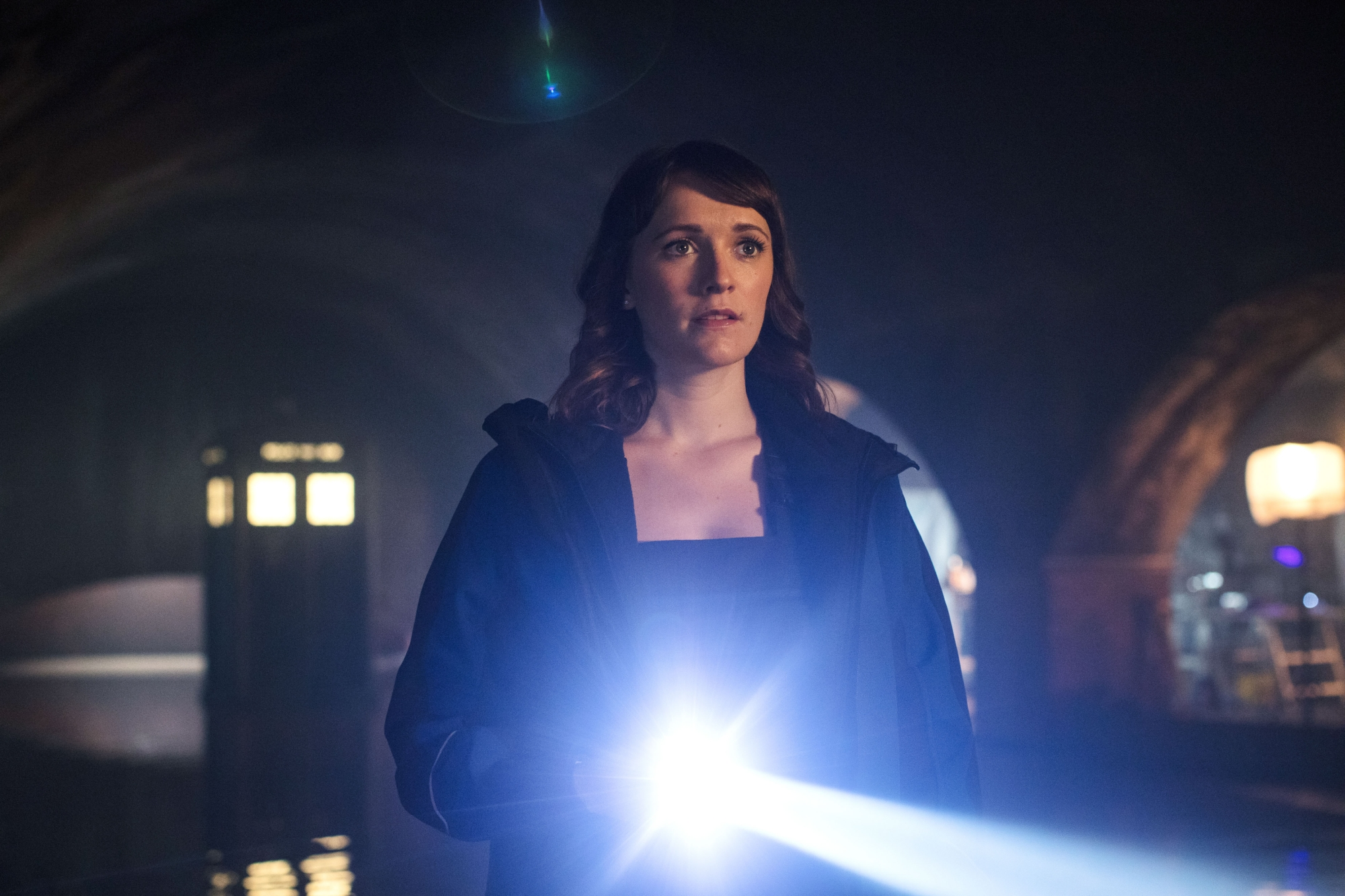 Resolution: Lin (CHARLOTTE RITCHIE) (Credit: BBC/Sophie Mutevelian)