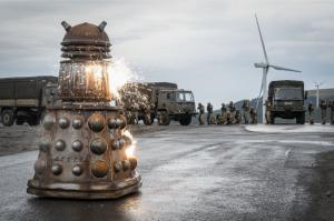 Resolution: Dalek (Credit: BBC/James Pardon)