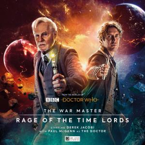 The War Master: The Rage of the Time Lords (Credit: Big Finish)