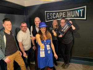 Doctor Who Escape Game (Credit: Matt Tiley )