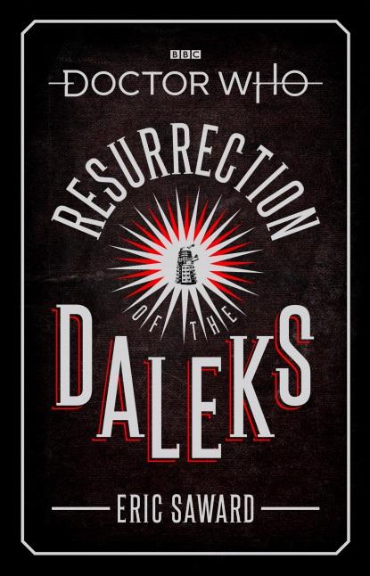 Resurrection of the Daleks (Credit: BBC Books)