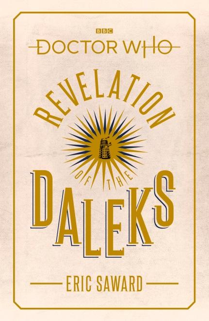 Revelation of the Daleks (Credit: BBC Books)