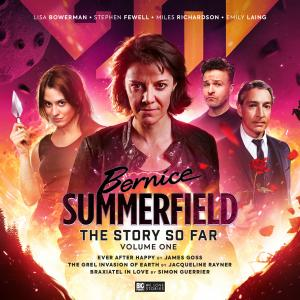 Bernice Summerfield - Story So Far.