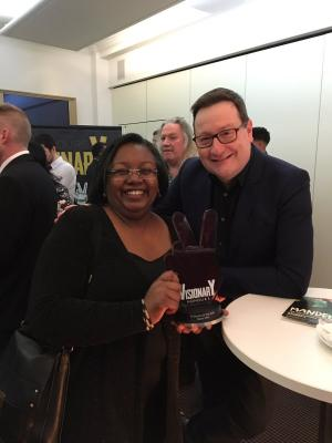 Malorie Blackman / Chris Chibnall