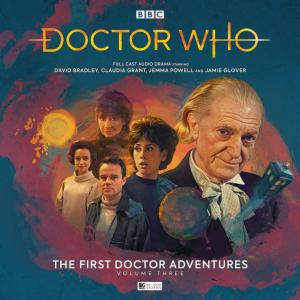 The First Doctor Adventures - Volume 3 (Credit: Big Finish)